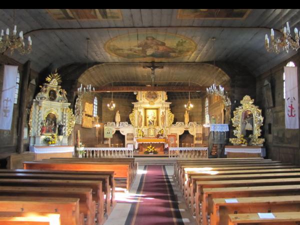 Kościół Trójcy Świętej w Koszęcinie - 2012 | Author: Proboszcz