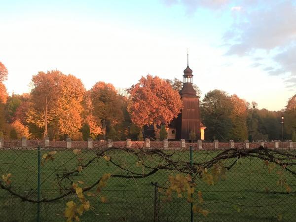 Kościół Trójcy Świętej w Koszęcinie - 2015 | Author: Proboszcz