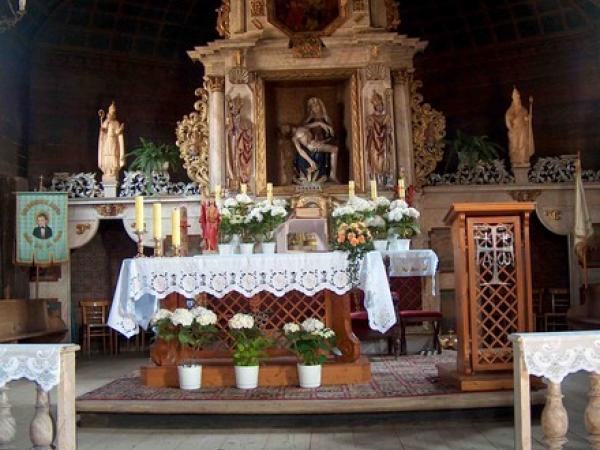 Kościół pw. Świętej Trójcy w Koszęcinie | Author: Paweł Skop